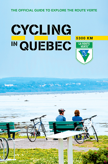 Cycling in Quebec - 8th edition