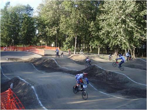 Piste de BMX de St-Eustache
