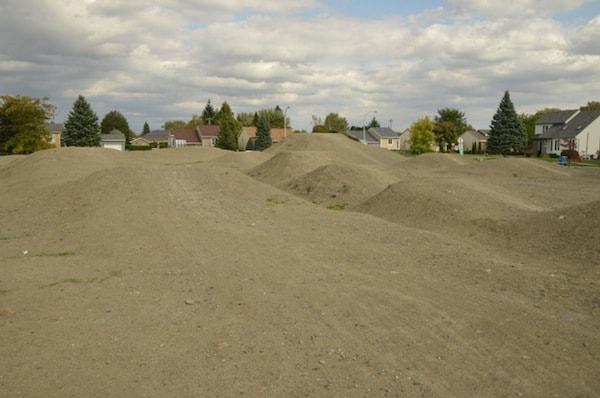 Piste de BMX de Beloeil